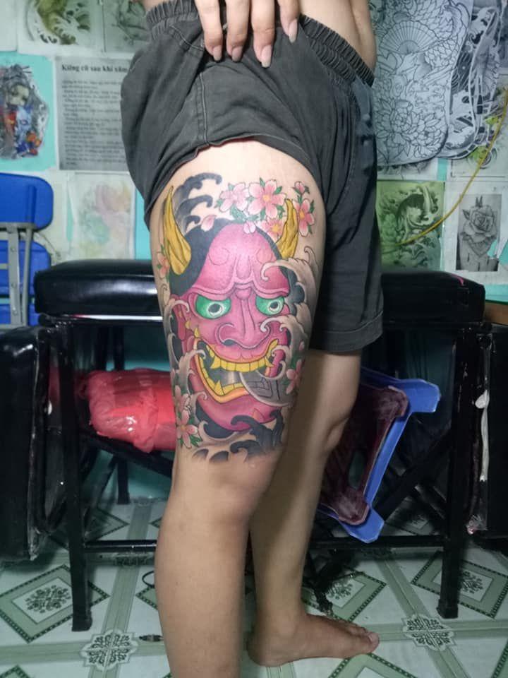 Chiêm Nguyễn Tattoo
