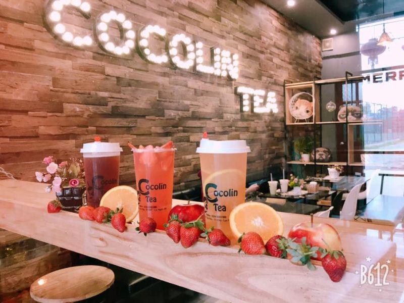 Cocolin Tea - Chũ