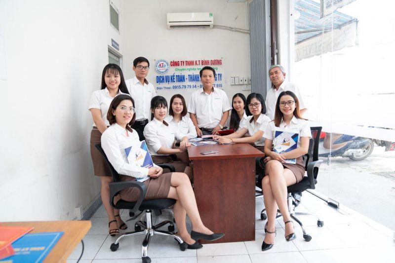 Công ty TNHH KT Bình Dương