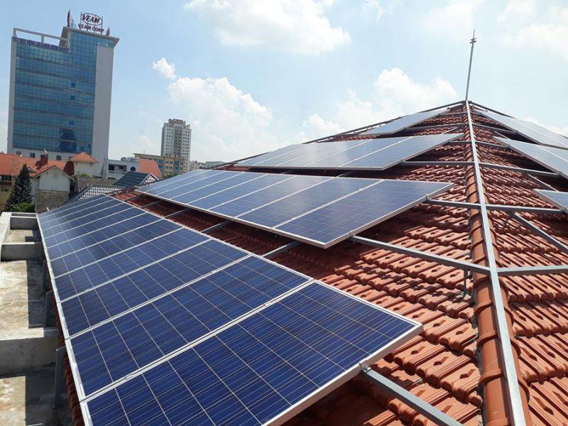 Công ty Võ Gia Solar