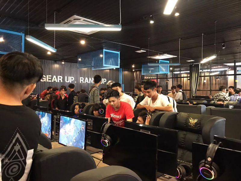 CyberCore Gaming Galaxy
