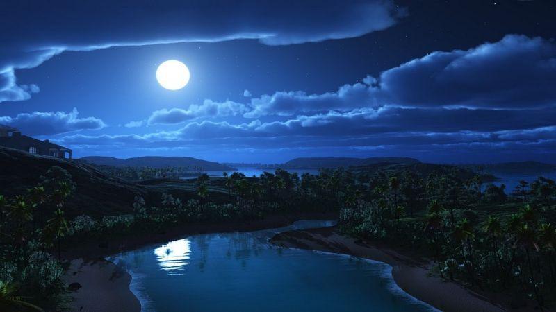 Dàn ý bài văn tả một đêm trăng đẹp số 3