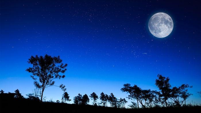 Dàn ý bài văn tả một đêm trăng đẹp số 4