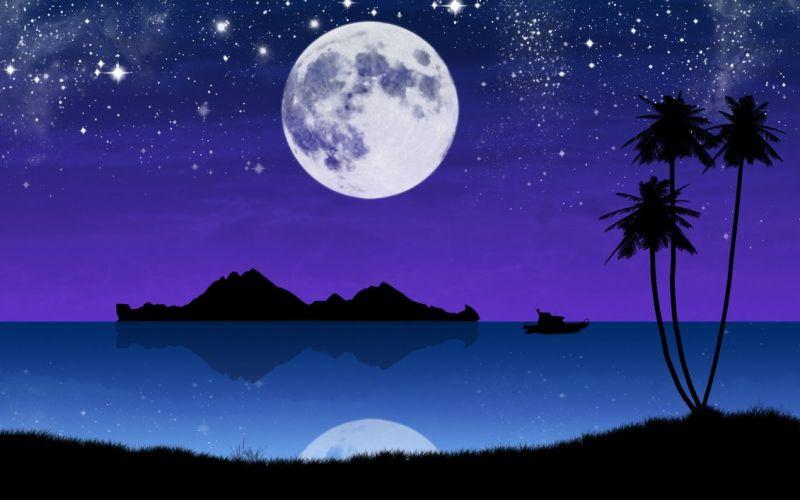 Dàn ý bài văn tả một đêm trăng đẹp số 9