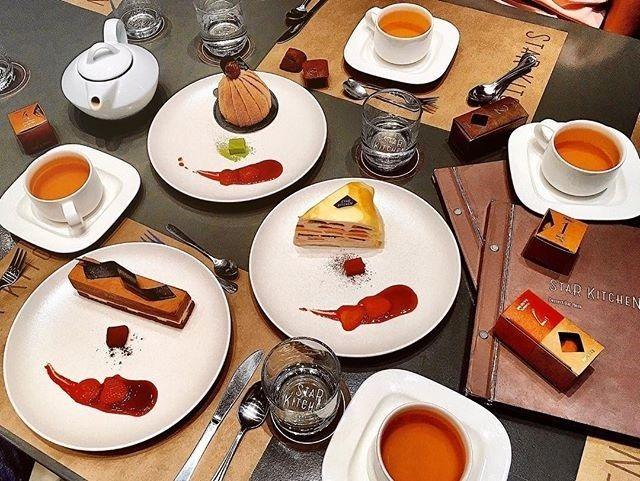 Dessert Bar by Star Kitchen