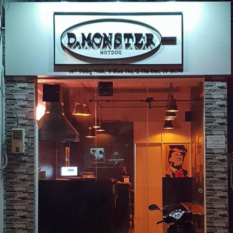 Dmonster Hotdog - Thống Nhất