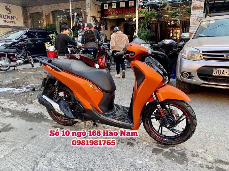Độ Xe SH Sài Gòn
