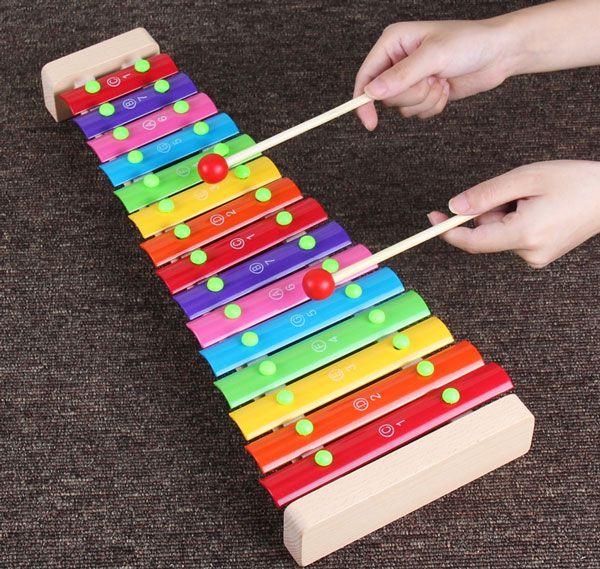 Đồ chơi gỗ mô hình đàn