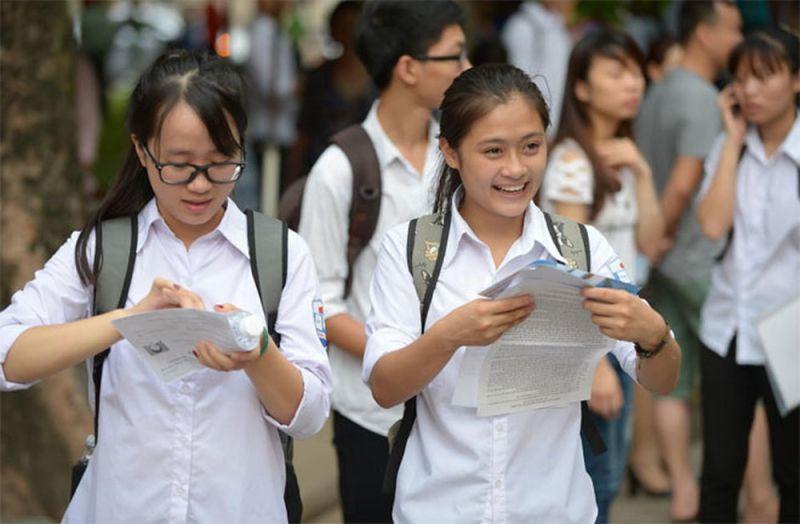 Đối tượng được tuyển thẳng vào THPT công lập năm học 2020 - 2021