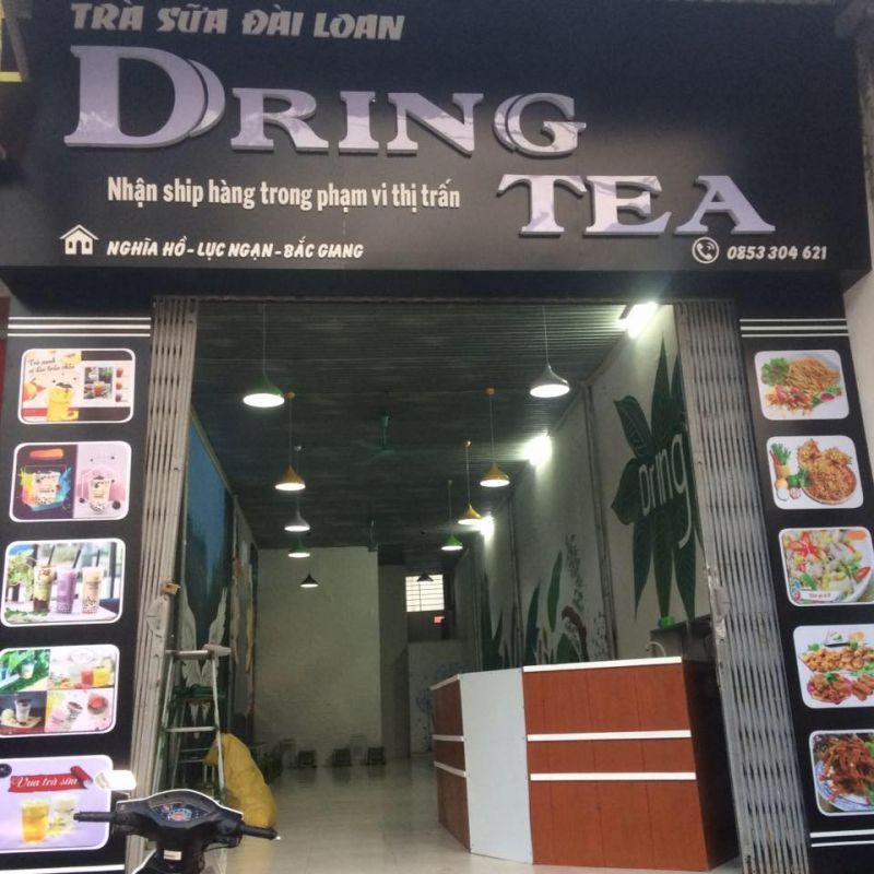 Dring tea Lục Ngạn
