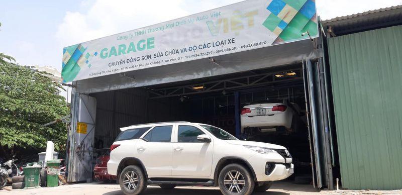 Garage Auto Viet