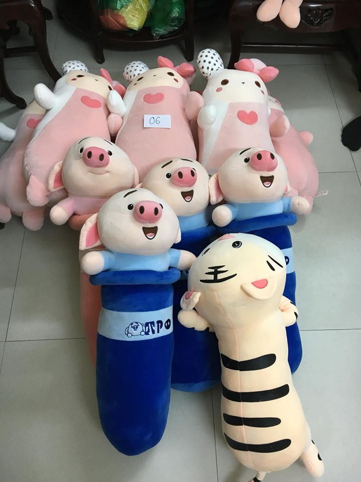 Gấu Bông Bear And Rabbit Shop