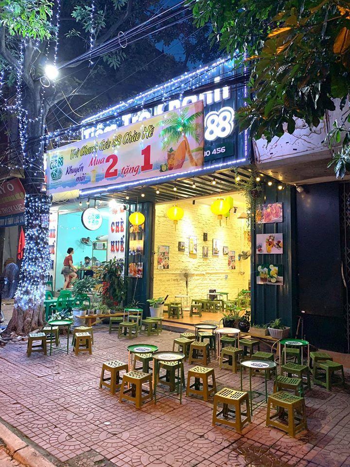 Góc88 - Tiệm Trà Chanh