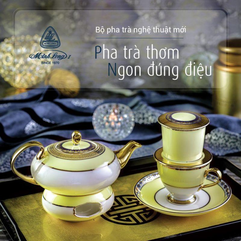 Gốm sứ Minh Long I