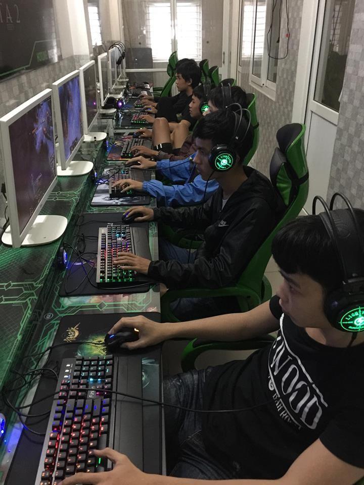 HT Gaming Center