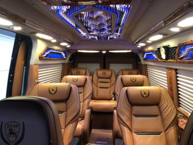 Hà My Limousine