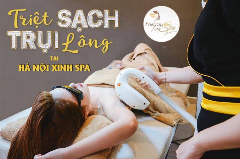 Hà Nội Xinh Spa