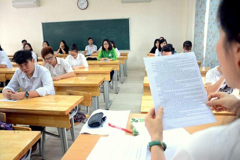 Học sinh có nguyện vọng dự thi vào lớp 10 chuyên phải dự thi thêm các bài thi môn chuyên