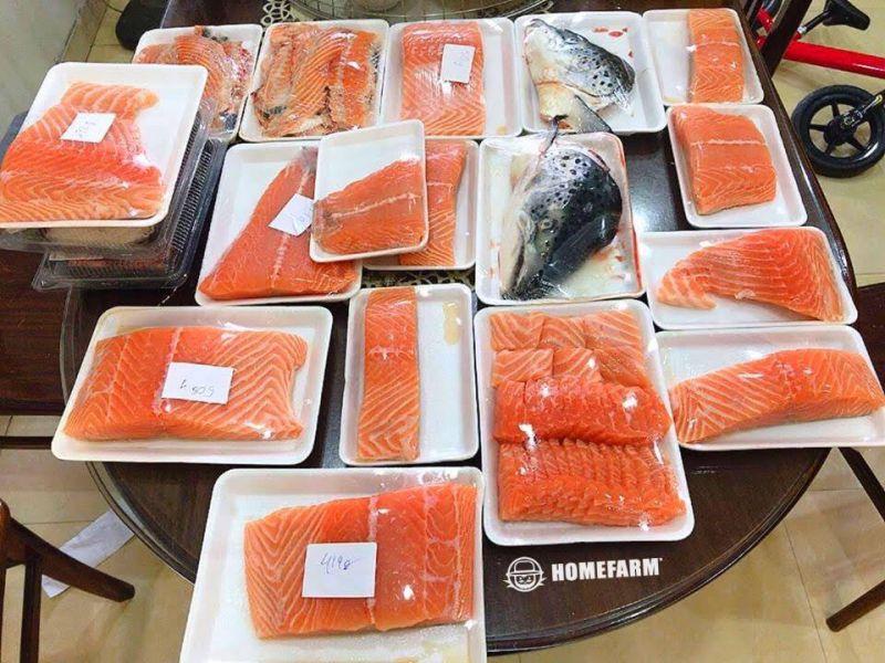Homefarm - Thực phẩm cao cấp