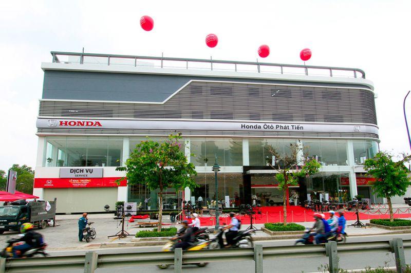 Honda Ôtô Phát Tiến