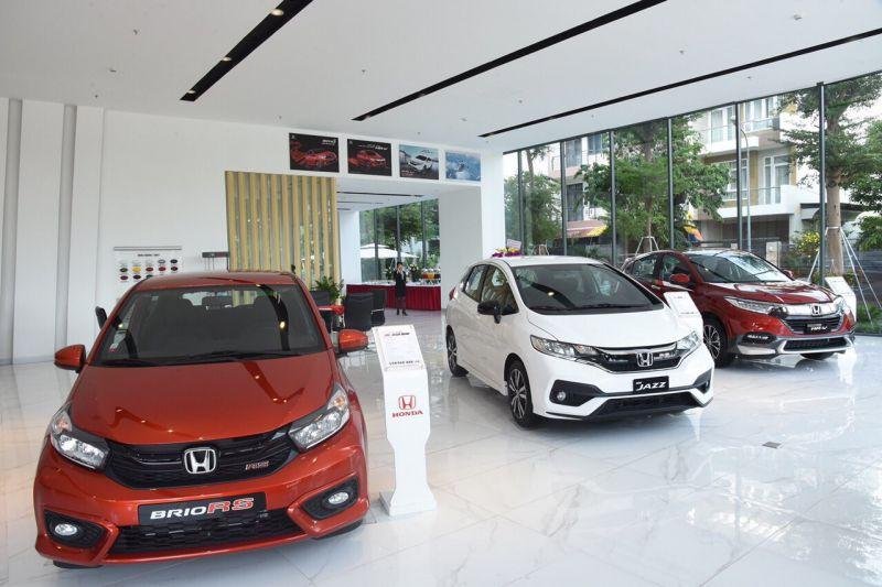 Honda Ôtô Sài Gòn - Quận 7