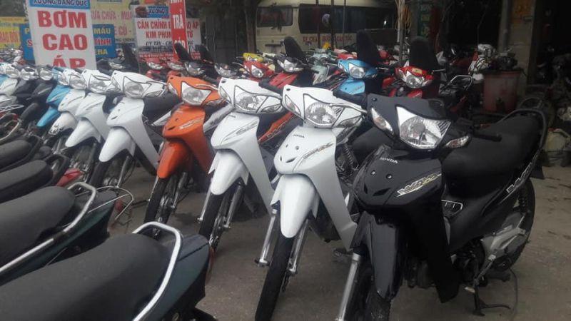 Honda Trường An