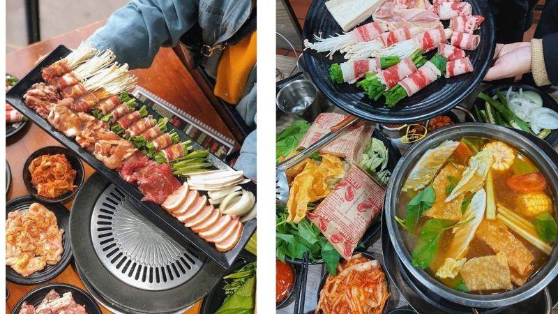 Jlegu Korean BBQ