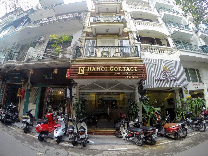 Khách sạn Hanoi Gortage