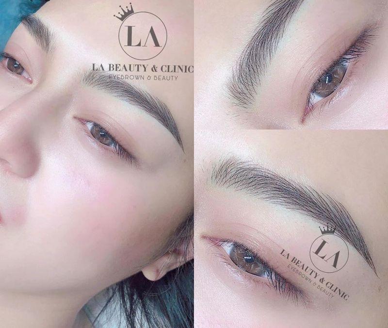 LA Eyebrowns Beauty