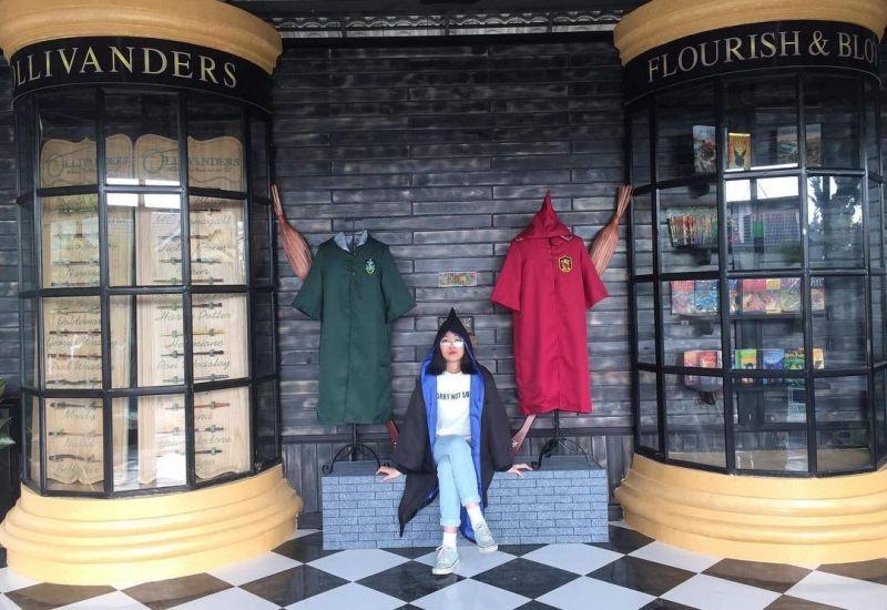 Lâu Đài Harry Potter
