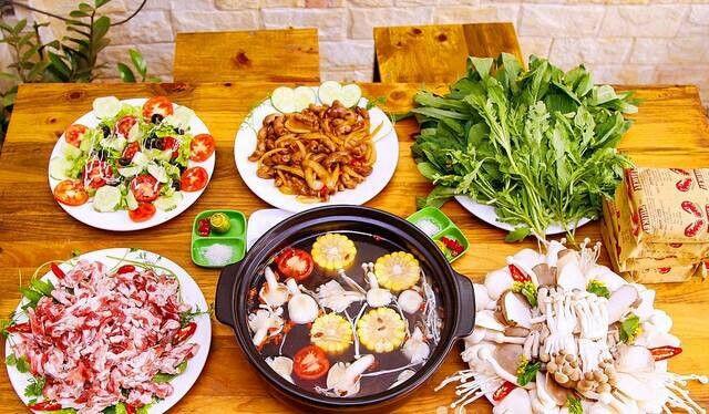 Lẩu Sơn Sang