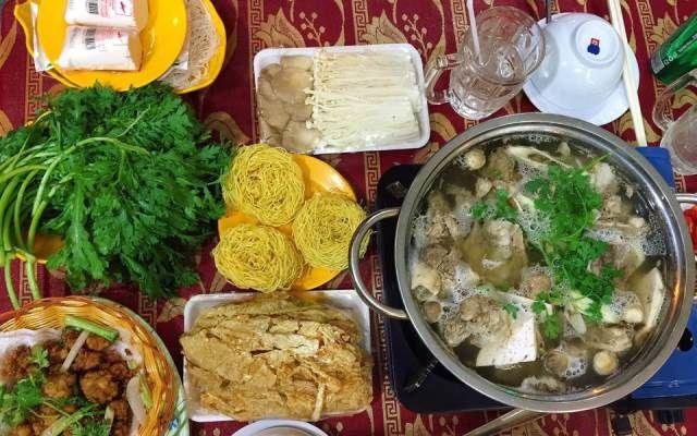 Lẩu dê Thuận Lan