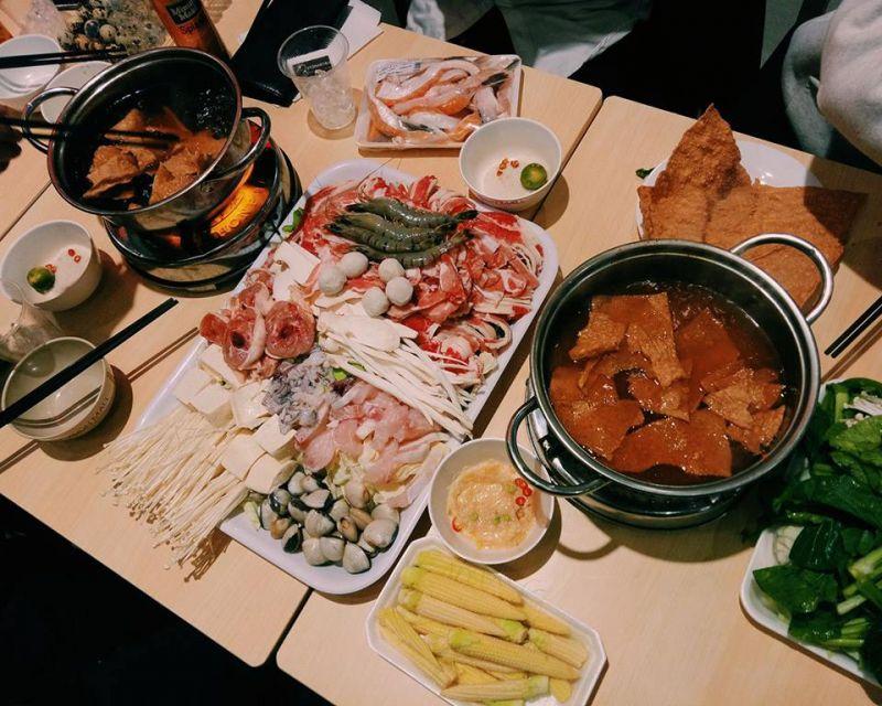 Lẩu nướng Yori Nhật - Hàn