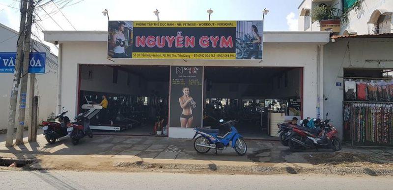 Nguyễn Gym