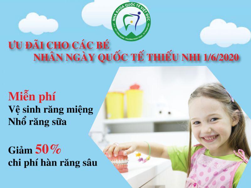 Nha Khoa Quốc Tế Việt Đức
