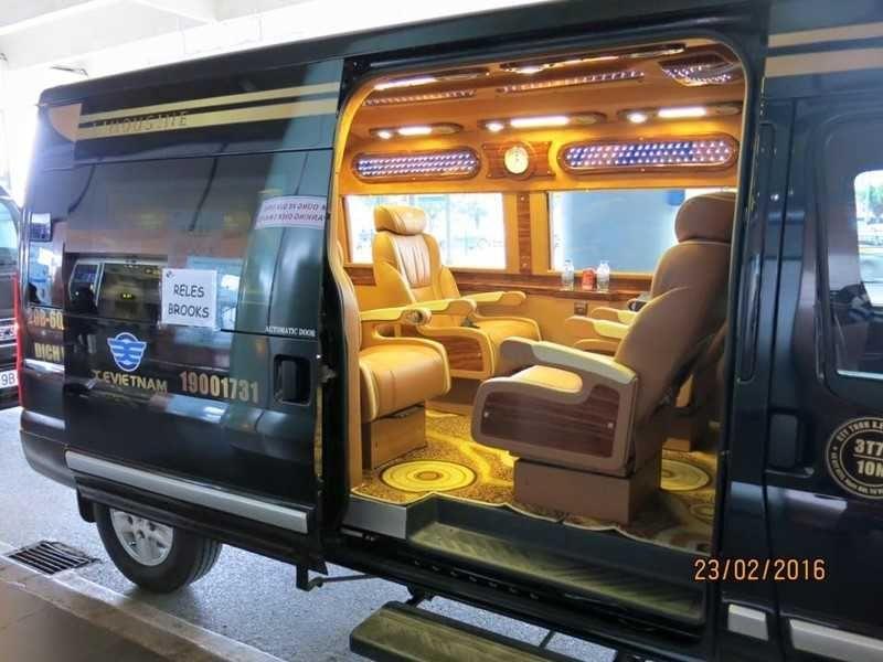 Nhà Xe Việt Nam Limousine