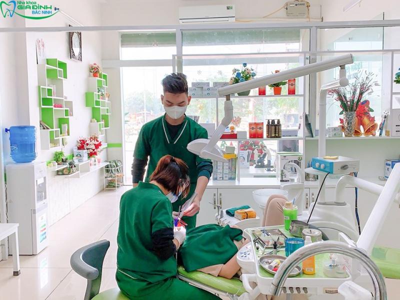 Nha khoa Gia Đình Bắc Ninh
