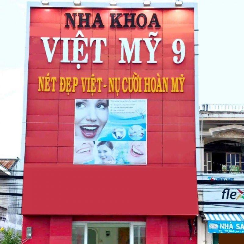 Nha khoa Sài Gòn Việt Mỹ