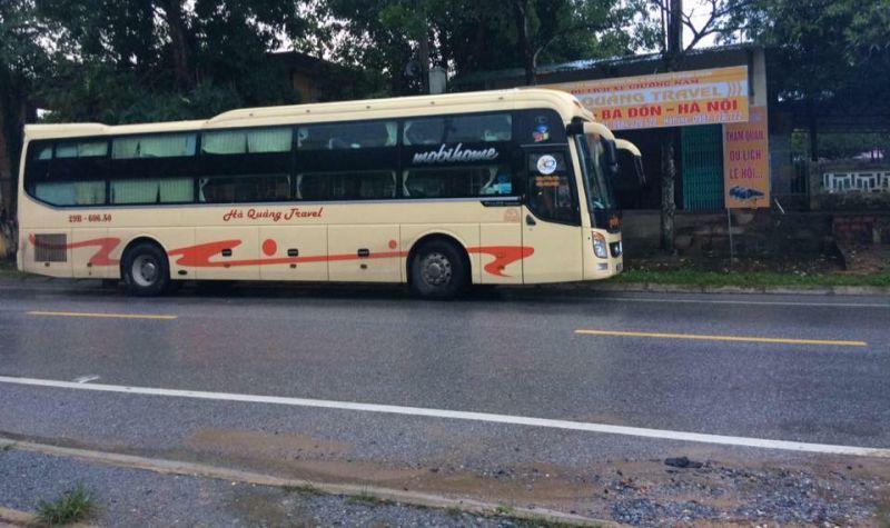 Nhà xe Hà Quảng travel