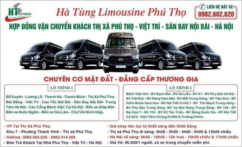 Nhà xe Hà Tùng