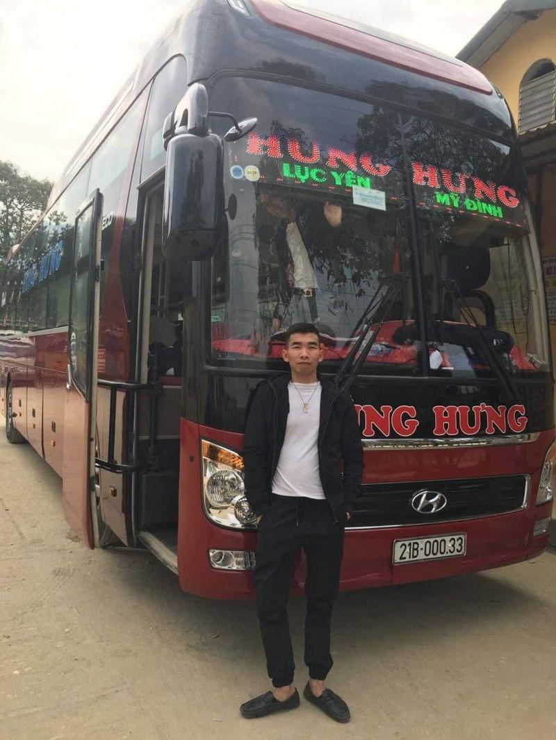 Nhà xe Hùng Hưng