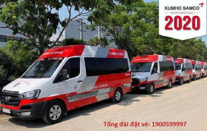 Nhà xe Kumo - Vũng Tàu