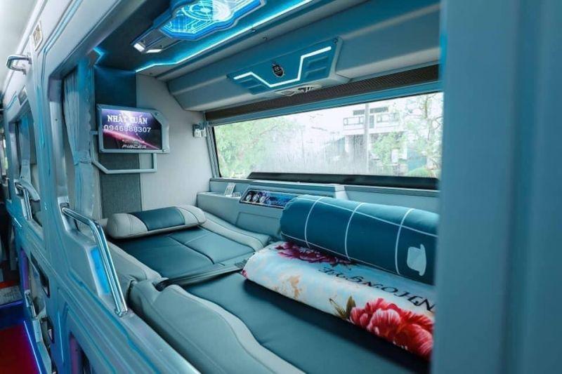 Nhà xe Nhật Tuấn
