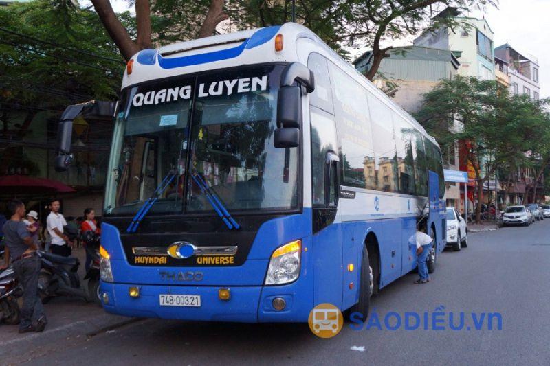 Nhà xe Quang Luyến
