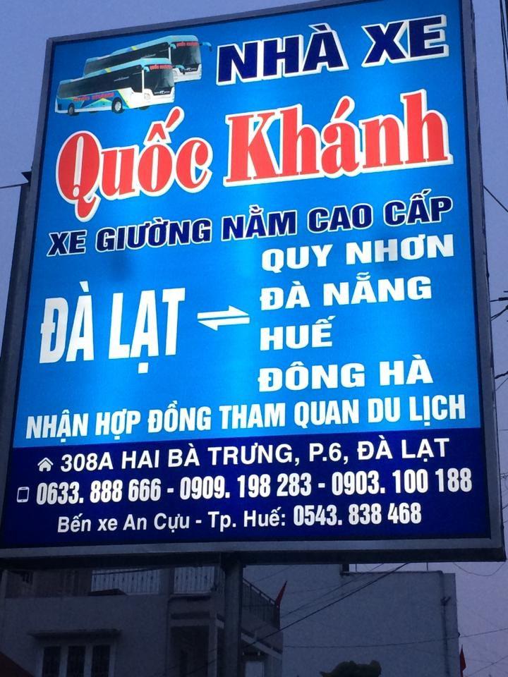 Nhà xe Quốc Khánh