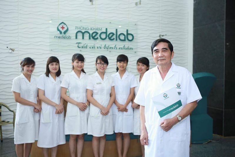 Phòng khám đa khoa Medelab