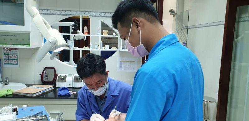 Phòng khám nha khoa BS Tăng Suy Nghĩ