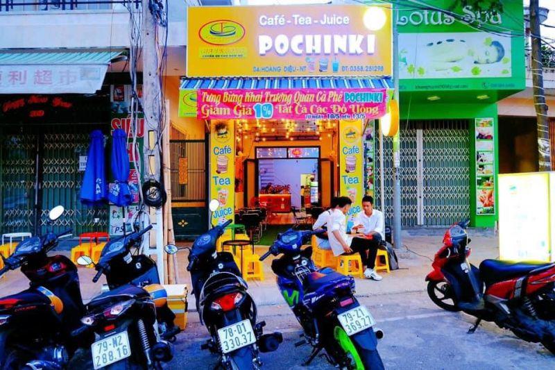 Pochinki Cafe - Tea - Juice