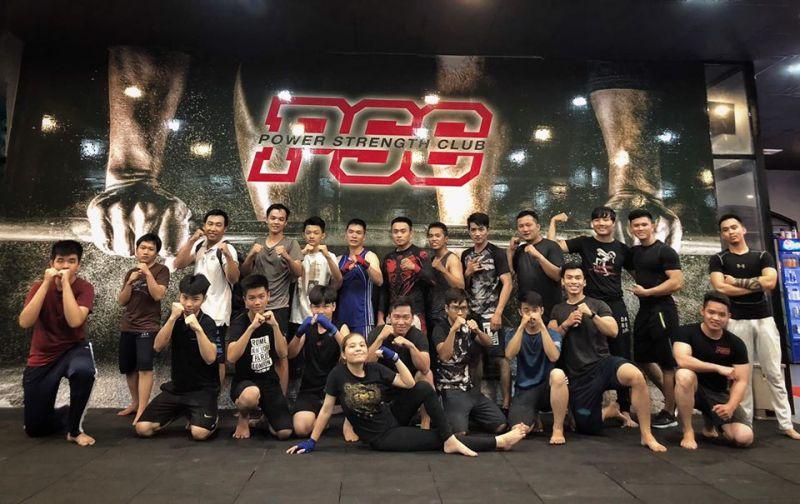 Power Strength Club