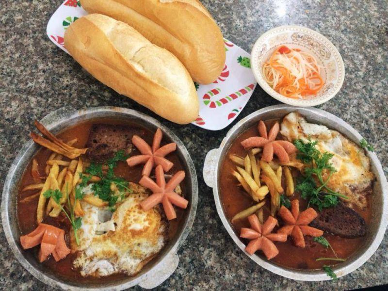 Quán Ngon Phố Cổ - Bánh Mì Sốt Vang & Bánh Canh